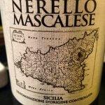 Nerello Mascalese Sicilia