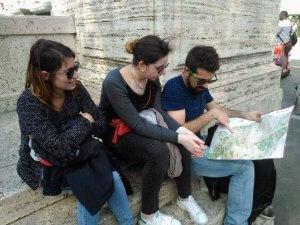 Se déplacer dans Rome
