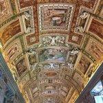 plafond vatican