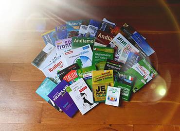 Livres pour apprendre italien