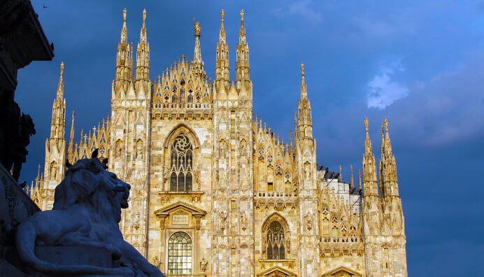 Milan et la Lombardie