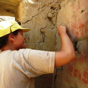 Archéologue andine