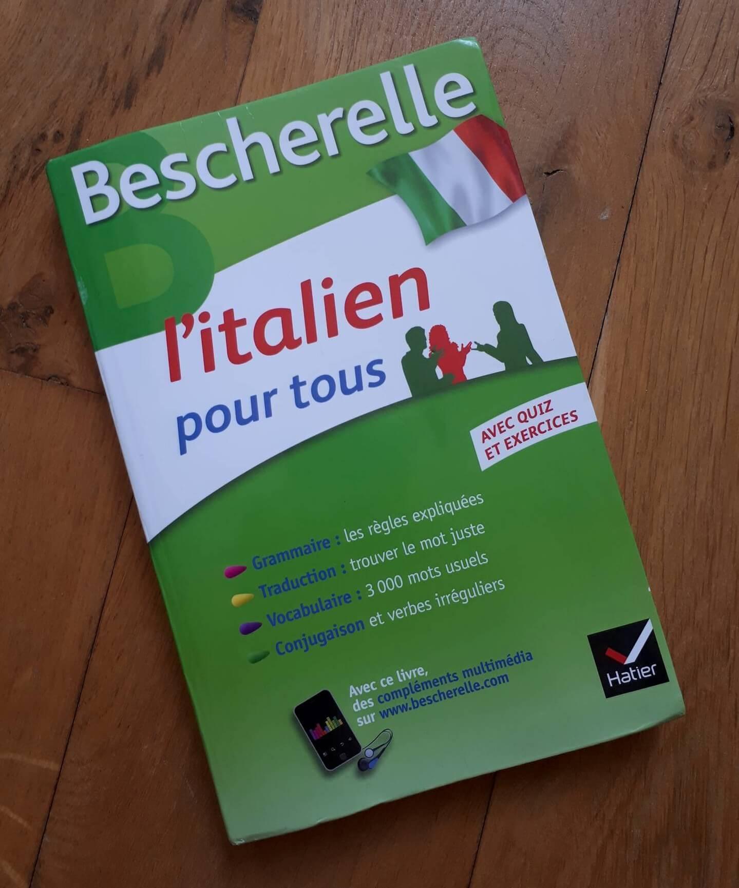 Methodes Et Livres Pour Apprendre L Italien Mordus D Italie