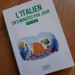 italien 5 minutes par jour