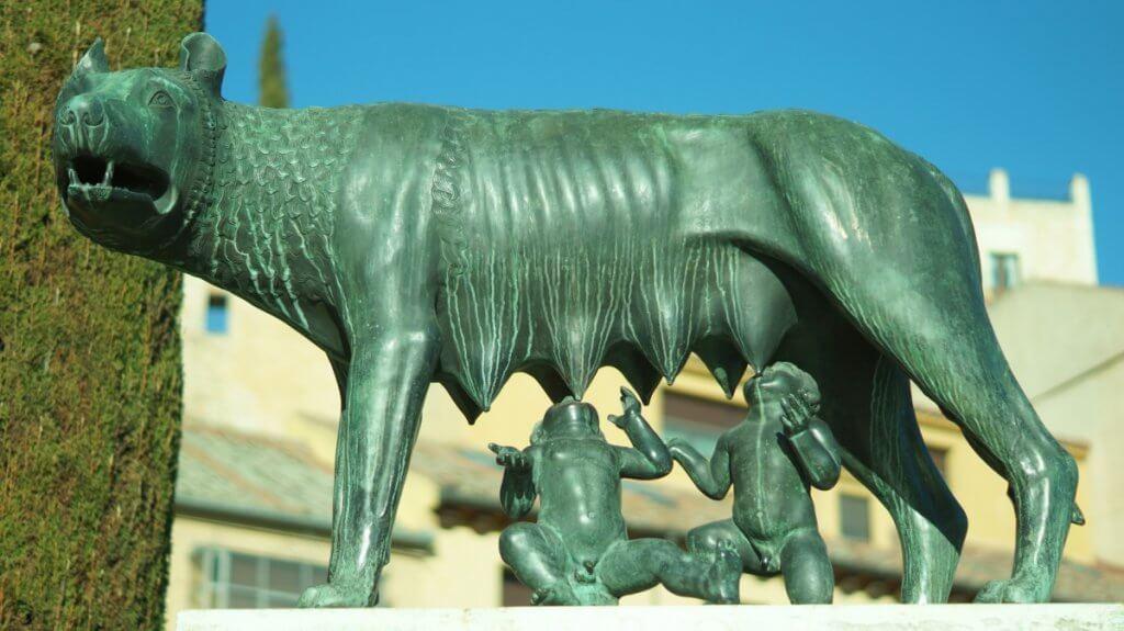 Rémus et Romulus