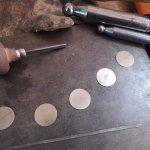 fabrication d'un bijou