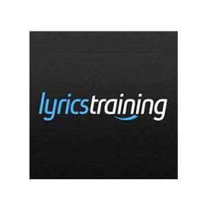 lyrics training italien