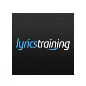 lyrics training italien