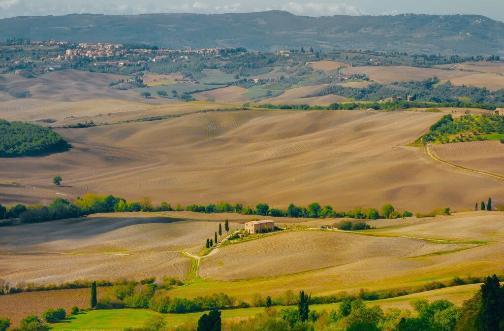 paysages toscans