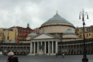 Naples - faire des rencontres en Italie