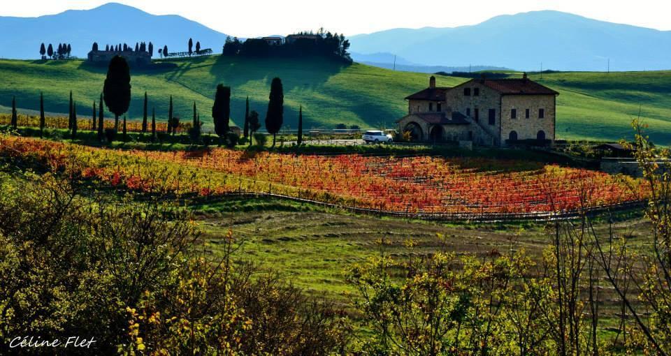 La Toscane vu par Céline Flet