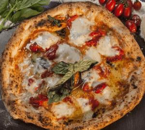 La vraie pizza napolitaine