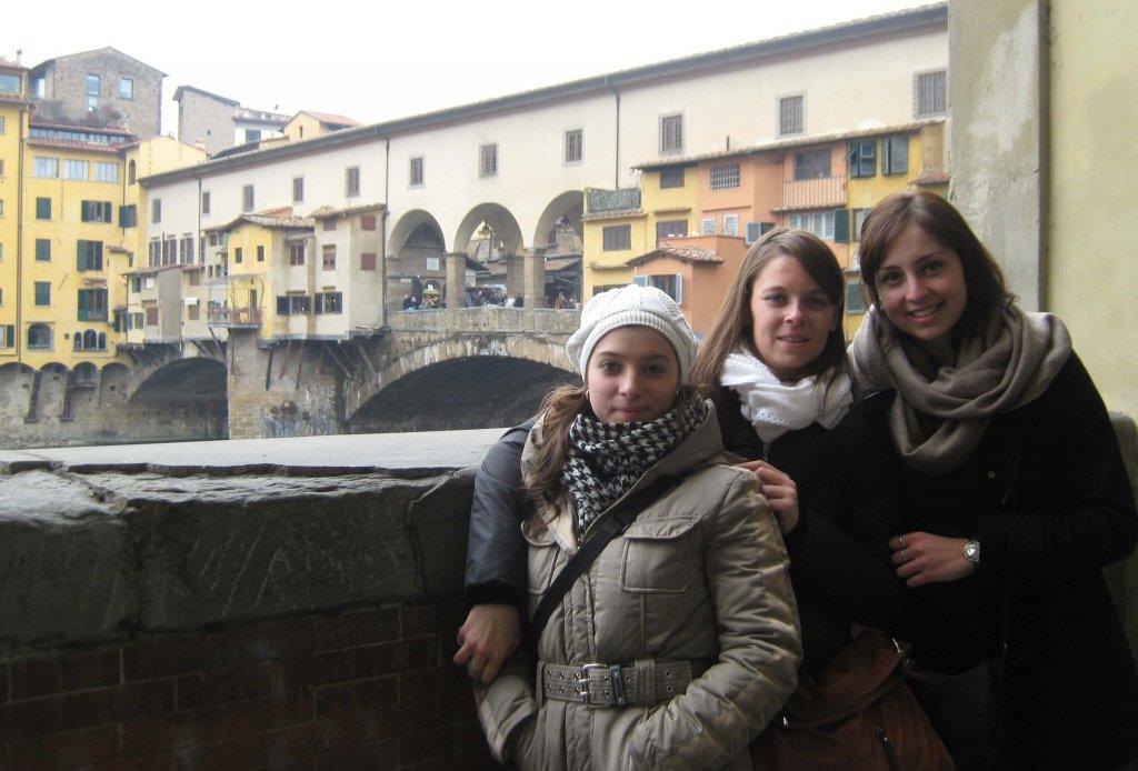 3 françaises à Florence - Assistant de langue