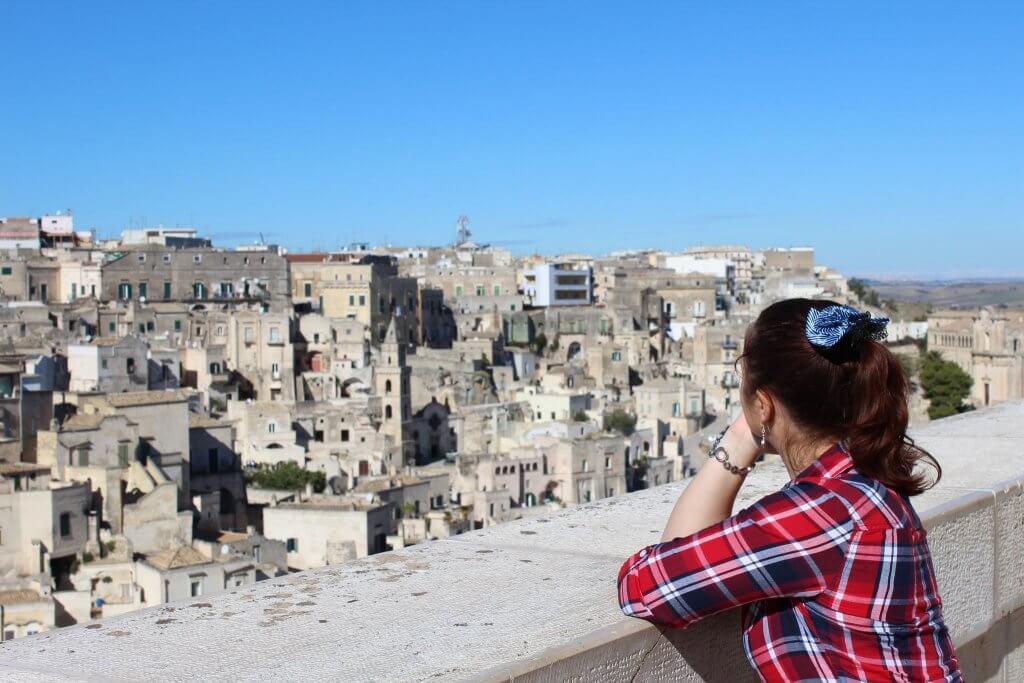 Matera - visiter la basilicate