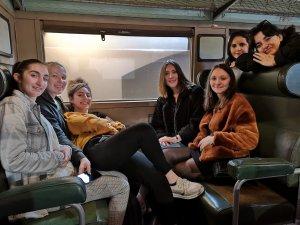 erasmus+ lycée - visite en Campanie