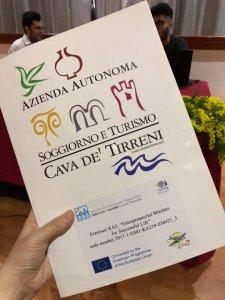 Entreprise autonome - Séjour et Tourisme Cava de'Tirenni - Erasmus+