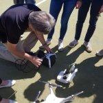 l'entreprise GMprod vues aériennes - drones - rhones alpes auvergne