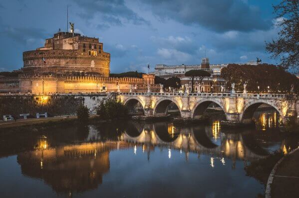 Roma vu par Sandrine Isenbart